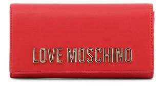 Peněženka Love Moschino Červená JC5594PP06KU