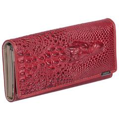 Loren Dámská kožená peněženka velká červená 72033-CRO-RS RED