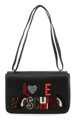 Kabelka Love Moschino Černá JC4290PP06KM