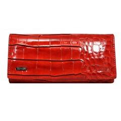 Dámská kožená červená peněženka Cavaldi GD24-3