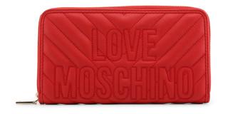 Peněženka Love Moschino Červená JC5585PP06KI