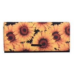Dámská velká peněženka slunečnice Cavaldi PN24-GSF