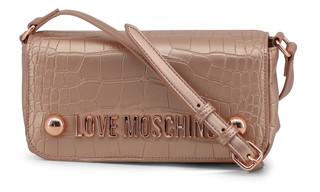 Kabelka Love Moschino Růžová JC4134PP16LW