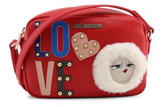 Kabelka Love Moschino Červená JC4271PP06KJ