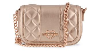 Kabelka Love Moschino Růžová JC4013PP16LB