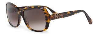 Sluneční brýle Balmain Hnědé BL2038