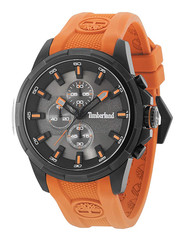 Hodinky Timberland Oranžové BOXFORD_JSB