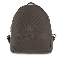 Batoh Love Moschino Šedý JC4263PP06KI