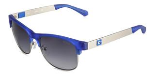 Sluneční brýle Guess Modré GU6859