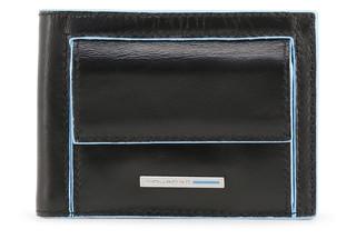 Peněženka Piquadro Černá PU3437B2