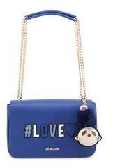 Kabelka Love Moschino Modrá JC4068PP16LK