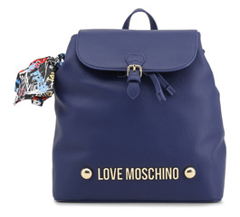Batoh Love Moschino Modrý JC4123PP16LV
