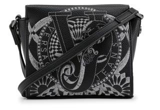Kabelka Versace Jeans Černá E1VRBBR5_70095