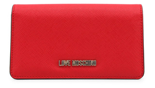 Peněženka Love Moschino Červená JC5553PP16LQ