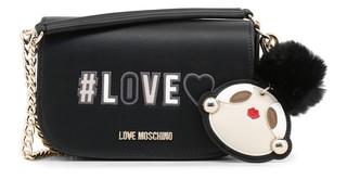 Kabelka Love Moschino Černá JC4074PP16LK