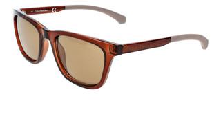 Sluneční brýle Calvin Klein Hnědé CKJ814S