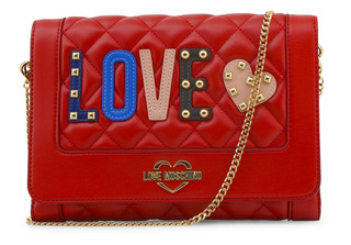 Kabelka Love Moschino Červená JC4226PP06KC