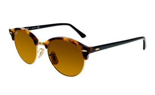 Sluneční brýle Ray-Ban Hnědé RB4246-51
