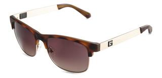 Sluneční brýle Guess Hnědé GU6859