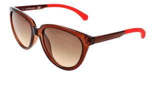 Sluneční brýle Calvin Klein Hnědé CKJ802S