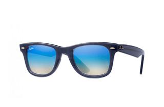 Sluneční brýle Ray-Ban Modré RB4340-50