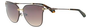 Sluneční brýle Balmain Hnědé BL2515